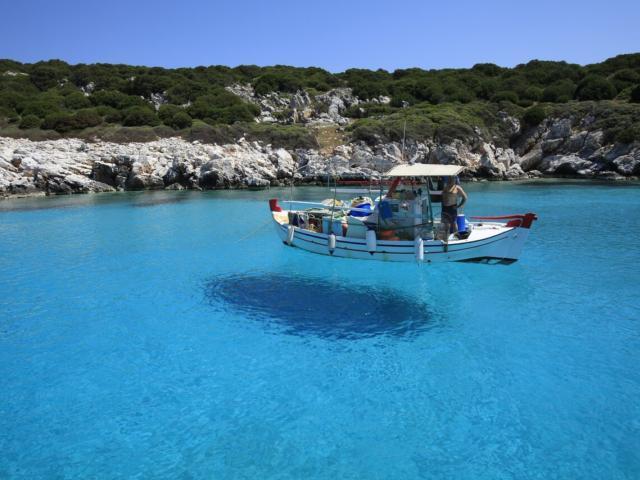 Pauschalreisen Griechenland Skyros