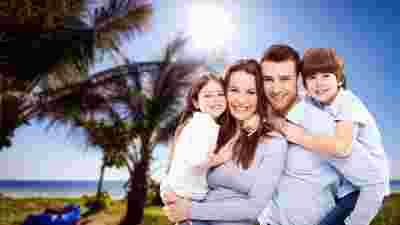 Urlaub für Familien ...